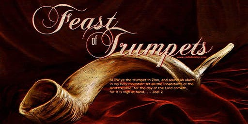 Rosh Hashana Feast of Trumpets ( Jewish New Year )