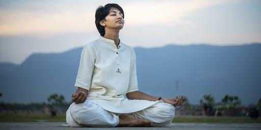 Yoga + Yogic Diet