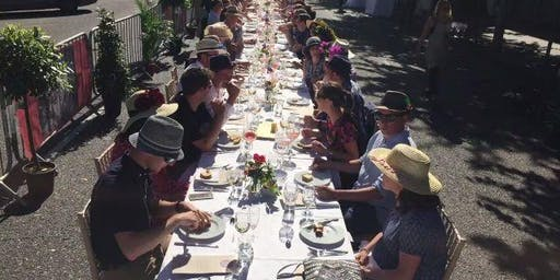 EATerville Long Table Dinner