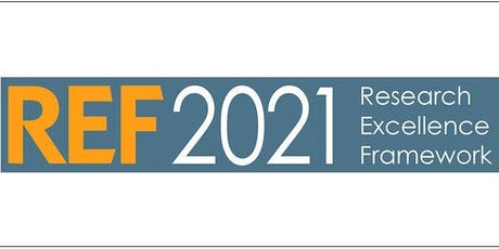 REF 2021 Recognition Event : Environment tickets
