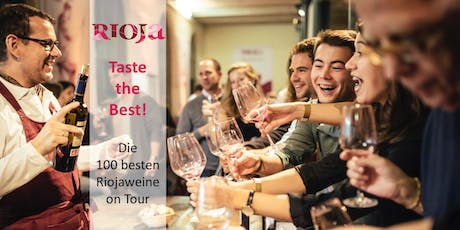 Taste the Best - Rioja on Tour in München Tickets