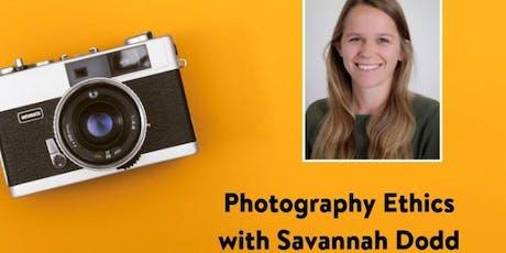Photo & Video Ethics Seminar tickets