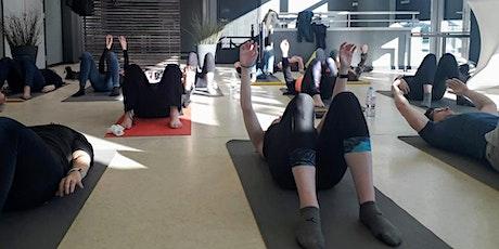 Yoga billets