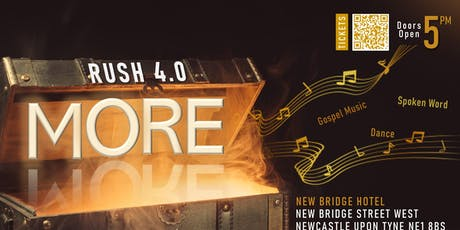 RUSH 4.0 - MORE tickets