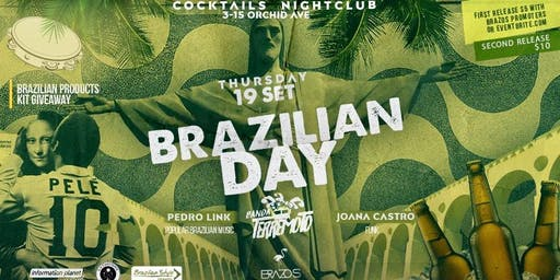 Brazilian day - Carnaval Edition with Terremoto