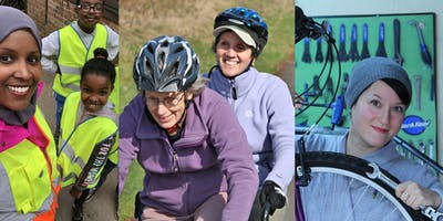 Bristol Women's Cycling Charter - Launch Event