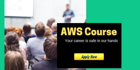 Apply For AWS Training in Delhi tickets