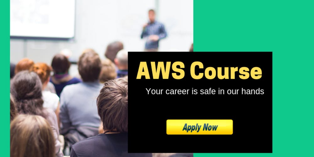 Apply For AWS Training in Delhi Tickets, Mon, Oct 7, 2019 at