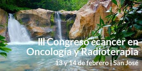 III Congreso  ecancer en Oncología y Radioterapia entradas