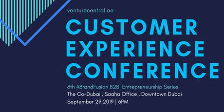 #BrandFusionCX Customer Experience Conference tickets