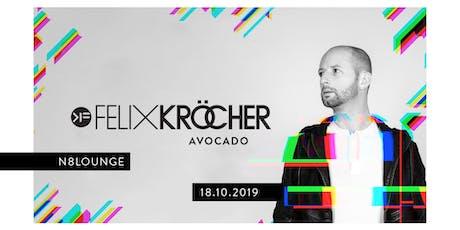 Felix Kröcher @N8Lounge Tickets