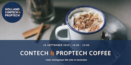 ConTech & PropTech Coffee