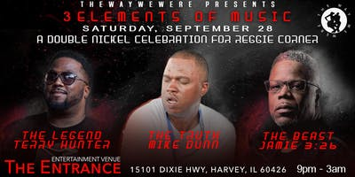 3 Elements Of Music Terry Hunter - Mike Dunn - Jamie 3:26