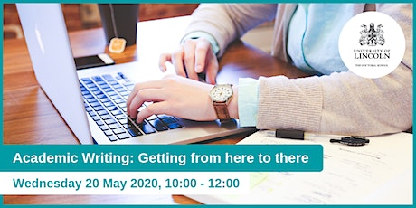 Academic Writing: Getting from Here to There  tickets