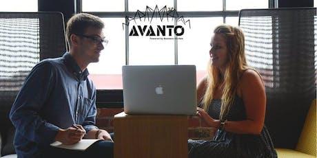 Avanto Työpajasarja: Aloittavan yrityksen viestintä tickets