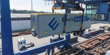 JORNADA PROFESIONAL: Ewals, te conectamos con Europa a través de nuestra intermodalidad entradas
