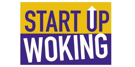Start Up Woking - In conversation with: Bruce Casalis