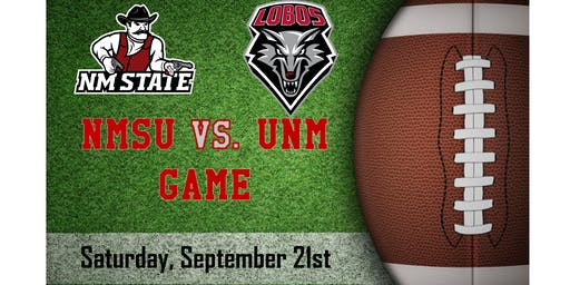 NMSU vs. UNM Game for KW Academy