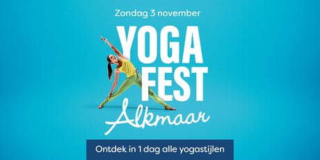Yoga Fest Alkmaar tickets
