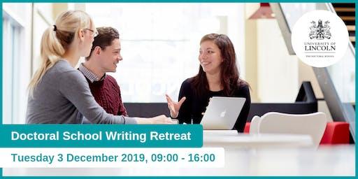 Doctoral School Writing Retreat
