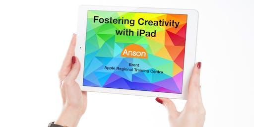 Apple Teacher Course 3: Fostering Creativity with iPad