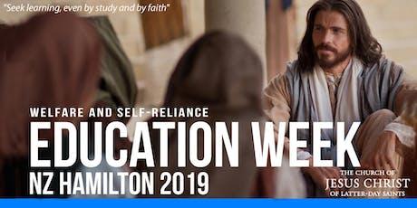 NZ Education Week tickets