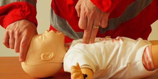 Corso Esecutore Manovre Salvavita in età pediatrica – MSP