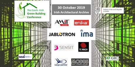 Czech -  Irish Green Building Conference tickets