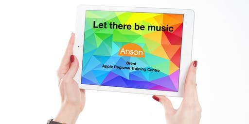 Apple Teacher Course 6: Let there be music