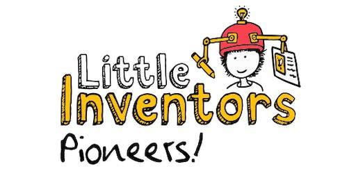 Little Inventors Pioneers Energy Challenge CPD session Northumberland POSTPONED