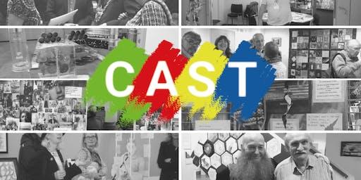 CAST 10 Year Anniversary Exhibition-Party-Fundraiser-Extravaganza