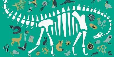 Darlunio Deinosoriaid / Drawing Dinosaurs