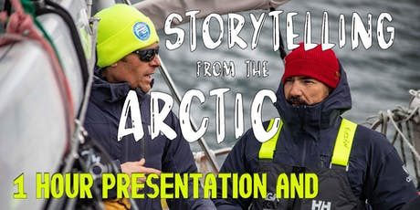 Storytelling From The Arctic with SV DELOS tickets