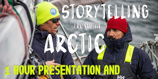 Storytelling From The Arctic with SV DELOS