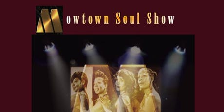 Motown Soul show tickets