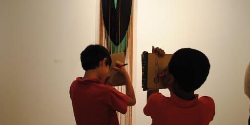 Teaching in the Gallery: Literacy and Art