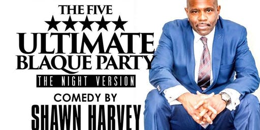 SHAWN HARVEY, RASHAUN REESE, OC THE BUS DRIVER  COMEDY SHOW @ STAGE FORTY8