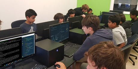 Free Kids Coding Python Taster Session 9 - 17 years old tickets