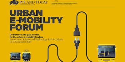 Urban E-mobility Forum 2019