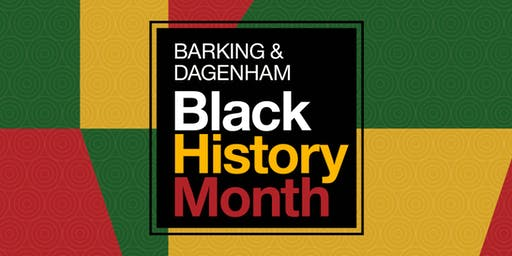 Barking & Dagenham Black History Month Launch