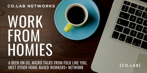 Co.Lab Networks: Work from Homies