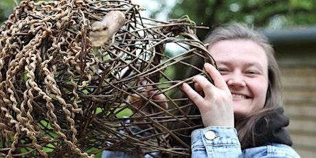 Willow Sculpture workshop tickets
