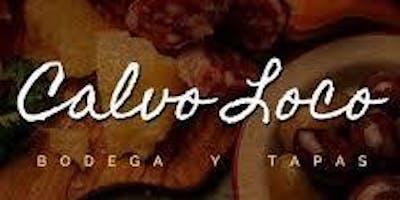 Pi Singles Saturday Good Food Night at Calvo Loco Tapas Bar