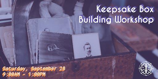 Keepsake Box Building Workshop