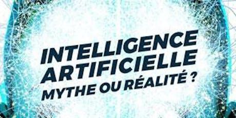 Les Petits Dèj' de l'IA - Mythes et Réalités billets