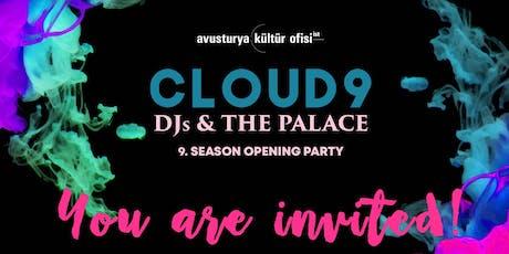#CLOUD9 – DJs & the Palace tickets