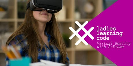 TECH WEEK: Virtual Reality with A-Frame (Chatham-Kent) tickets