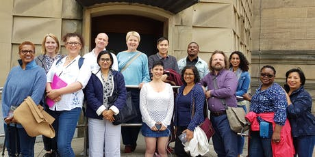 Black History Month: Edinburgh Caribbean Association Walking Tour  tickets