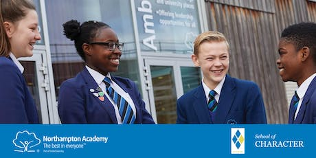 Northampton Academy Year 6 Open Evenings for Year 7 September 2020 Intake tickets