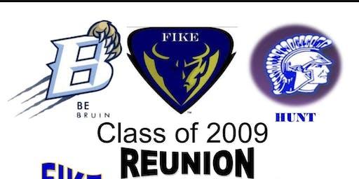 09 10 year class reunion